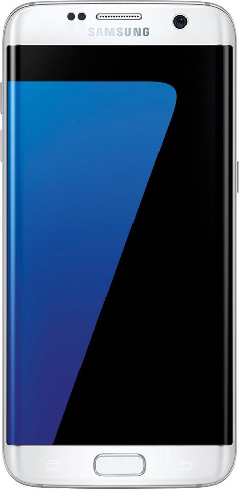 Samsung Galaxy S7 edge Smartphone, 13,9 cm (5,5 Zoll) Display, LTE (4G) in weiß