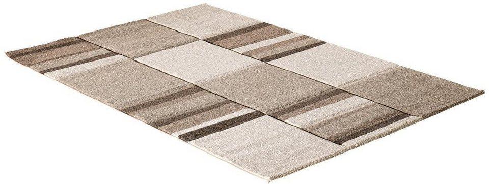Teppich, Impression, »Sumatra 1503«, gewebt in creme