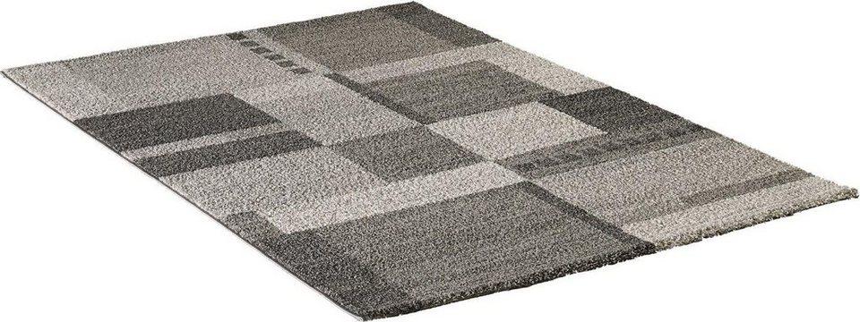Teppich, Impression, »Parma 1801«, gewebt in grau