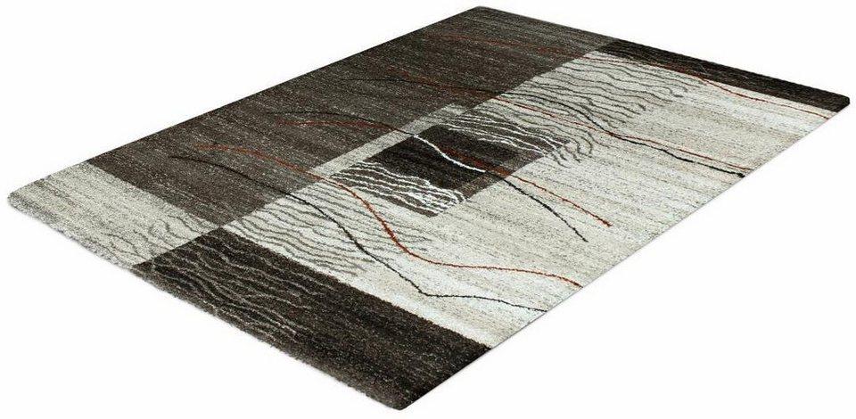Teppich, Impression, »Parma 1809«, gewebt in creme