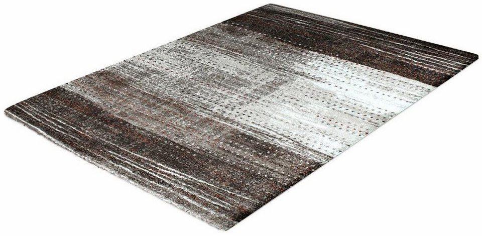 Teppich, Impression, »Parma 1802«, gewebt in braun