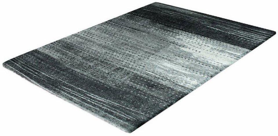 Teppich, Impression, »Parma 1802«, gewebt in anthrazit