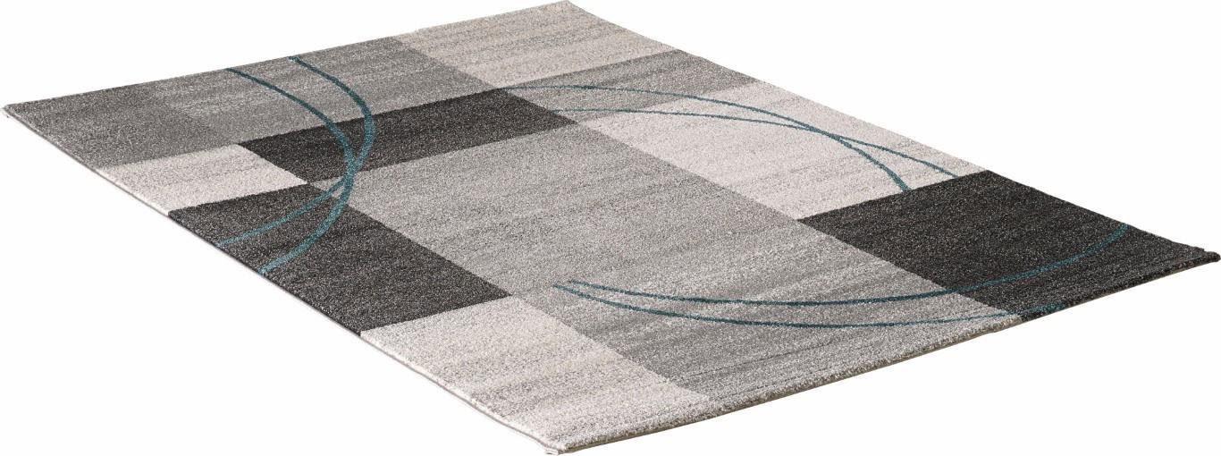 Teppich »Luna 1706«, Impression, rechteckig, Höhe 12 mm