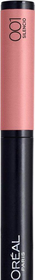 L'Oréal Paris, »Indefectible Matt«, Lippenpuderstift in 001 Silencio