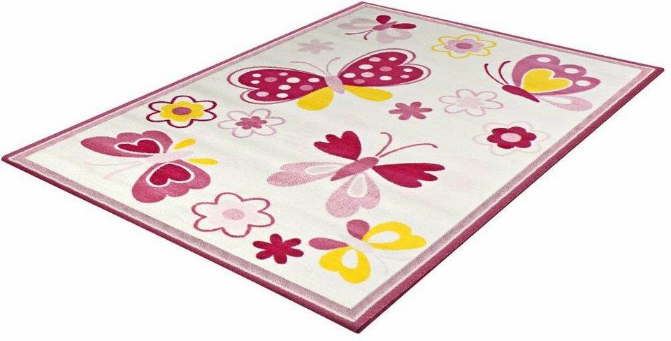 Kinder-Teppich, Impression, »Bambino 2104«, gewebt in bunt
