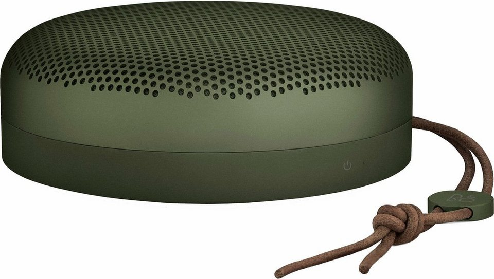 B&O BeoPlay A1 Bluetooth-Lautsprecher in green
