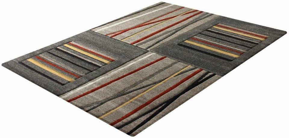 Teppich, Impression, »Sumatra 1506«, gewebt in beige