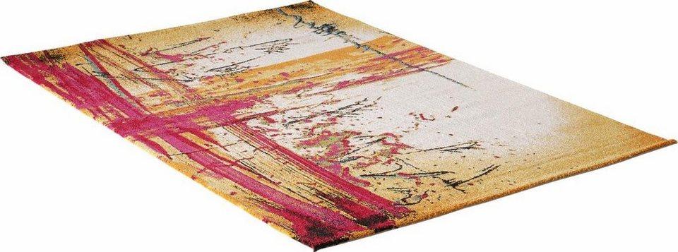 Teppich, Impression, »Vinatge 1604«, gewebt in bunt