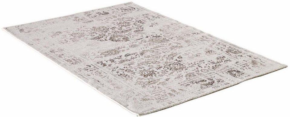 Teppich, Impression, »Vintage 1613«, gewebt in creme