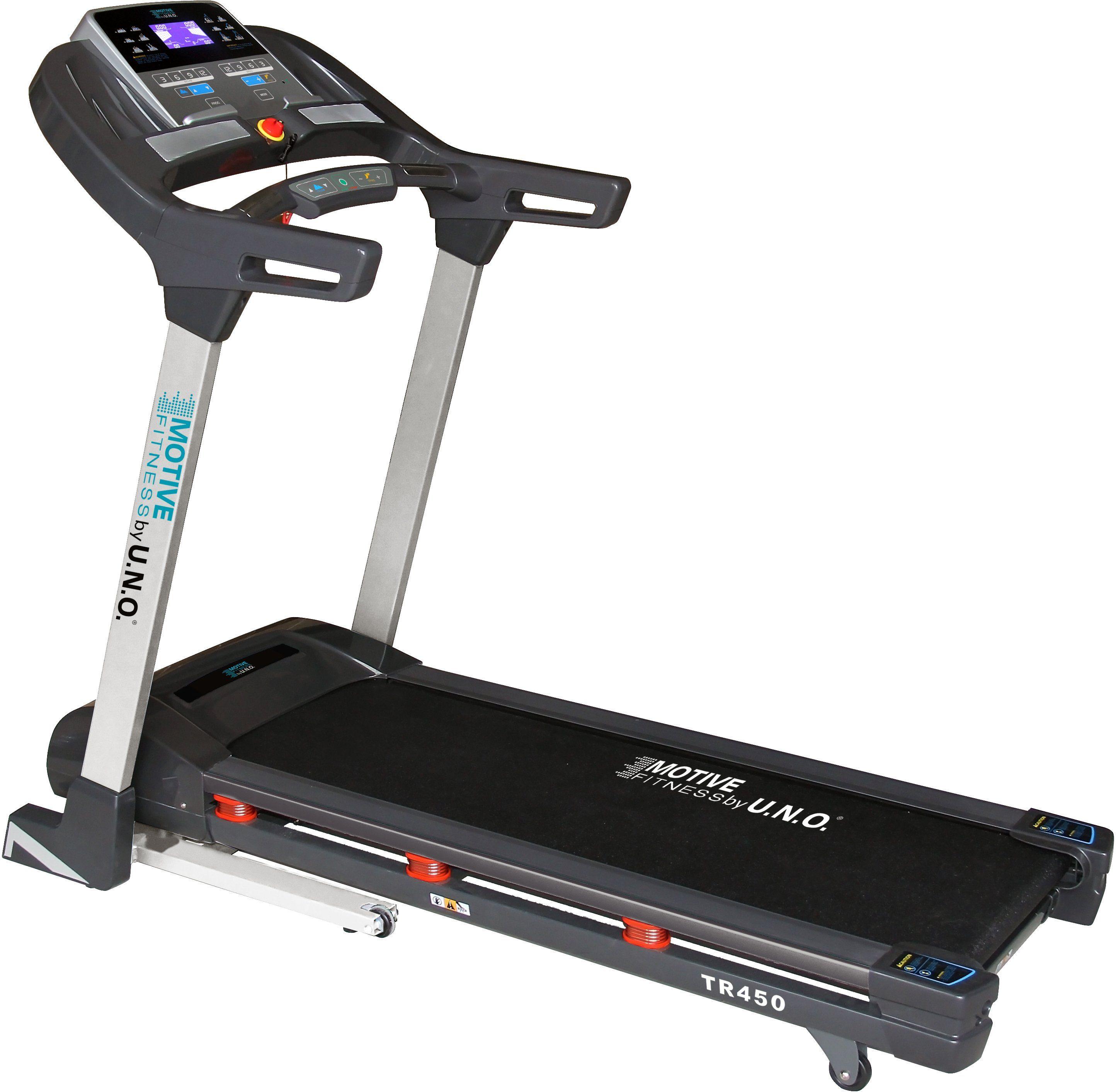 MOTIVE by U.N.O. Fitness Laufband, »TR 450«