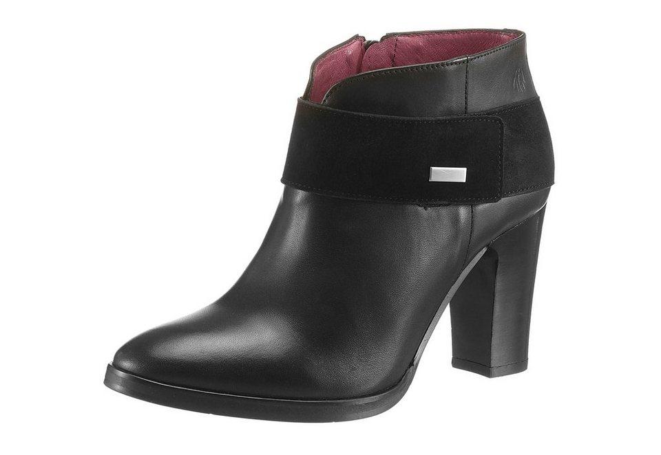 JJ Footwear Stiefelette in schwarz