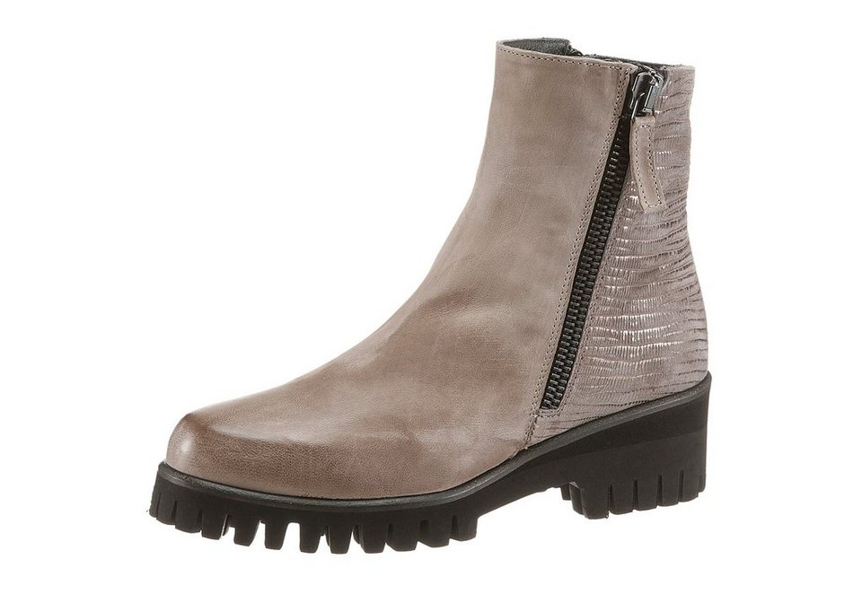 Donna Carolina Sommerboots in taupe