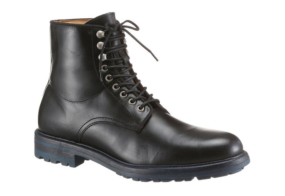 Gant Footwear »Nobel« Schnürboots in schwarz