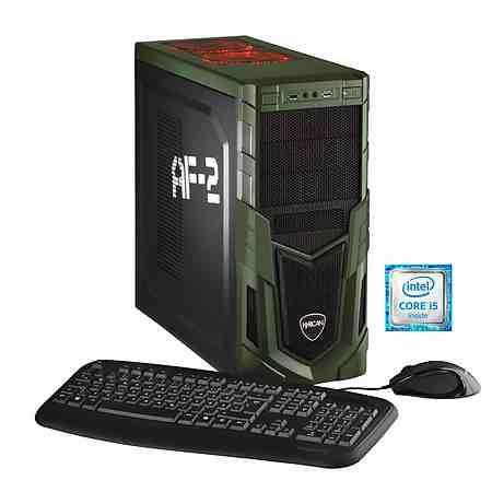 Hyrican Gaming PC Intel® i5-6400, 16GB, 1TB, GTX 950, Windows 10 »Military Gaming 5147«