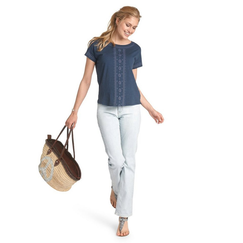 H.I.S Jeans »Coletta« in bleached out blue