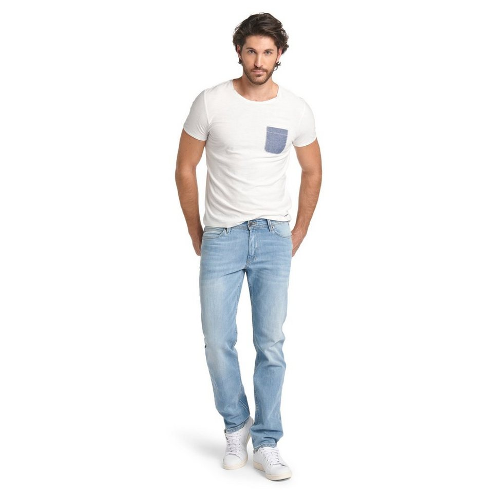H.I.S Jeans »Stanton« in blue blast wash