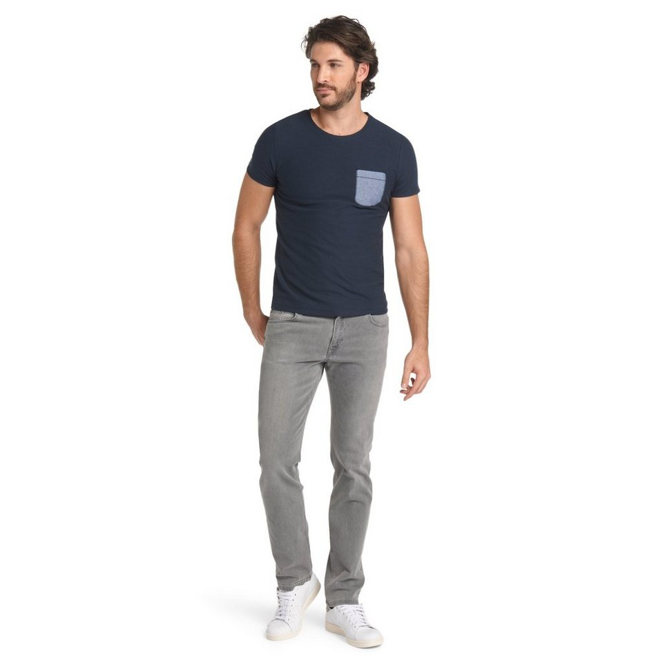 H.I.S Jeans »Stanton, gerades Bein« in dusty grey