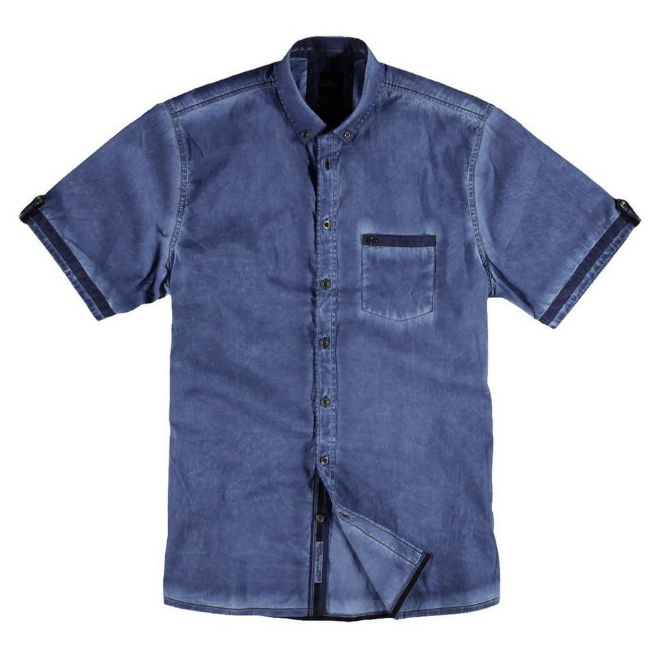 engbers Hemd in Indigoblau