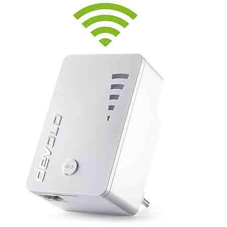 DEVOLO WLAN »WiFi Repeater ac 1200Mbit,1xGB LAN,WPS,Verstärker«