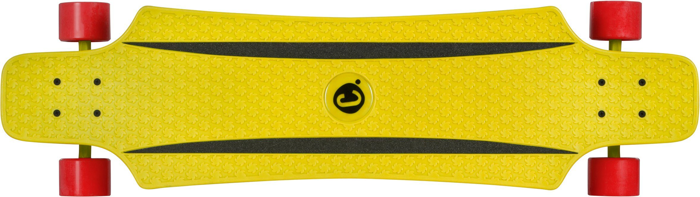 Choke Longboard, »Long John Yellow«