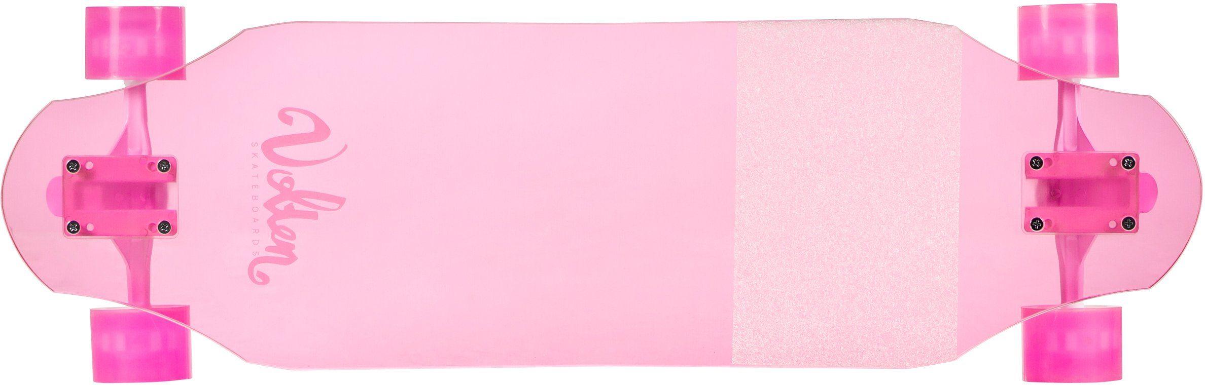 Volten Longboard, »Freeride Ice Pink«