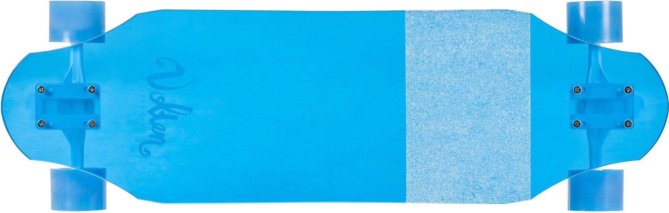 Volten Longboard, »Freeride Ice Blue«