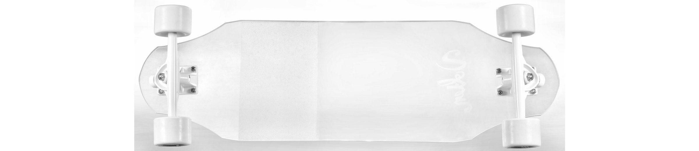 Volten Longboard, »Freeride Ice Clear«