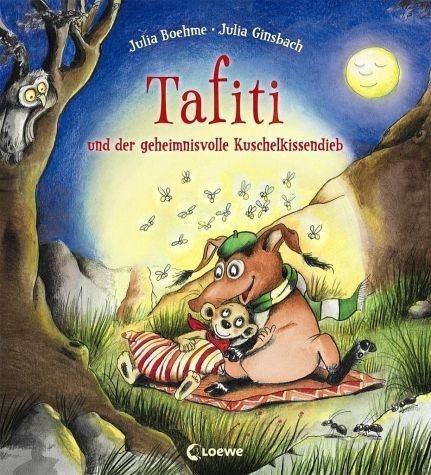 Gebundenes Buch »Tafiti und der geheimnisvolle Kuschelkissendieb«