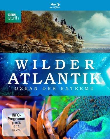 Blu-ray »Wilder Atlantik - Ozean der Extreme«