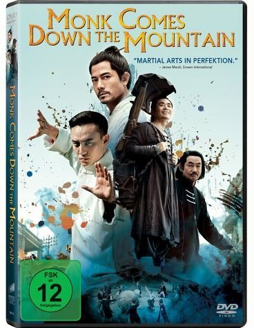 DVD »Monk Comes Down the Mountain«