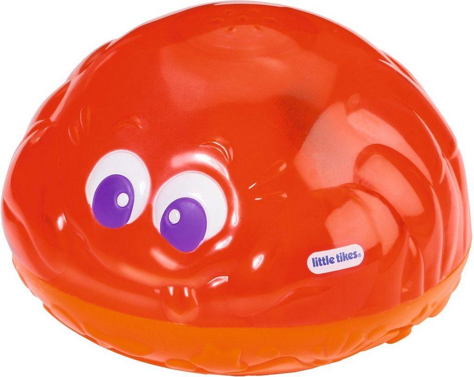 Little Tikes Badespielzeug mit Effekten, »Sparkle Bay Funkelfontäne rot«