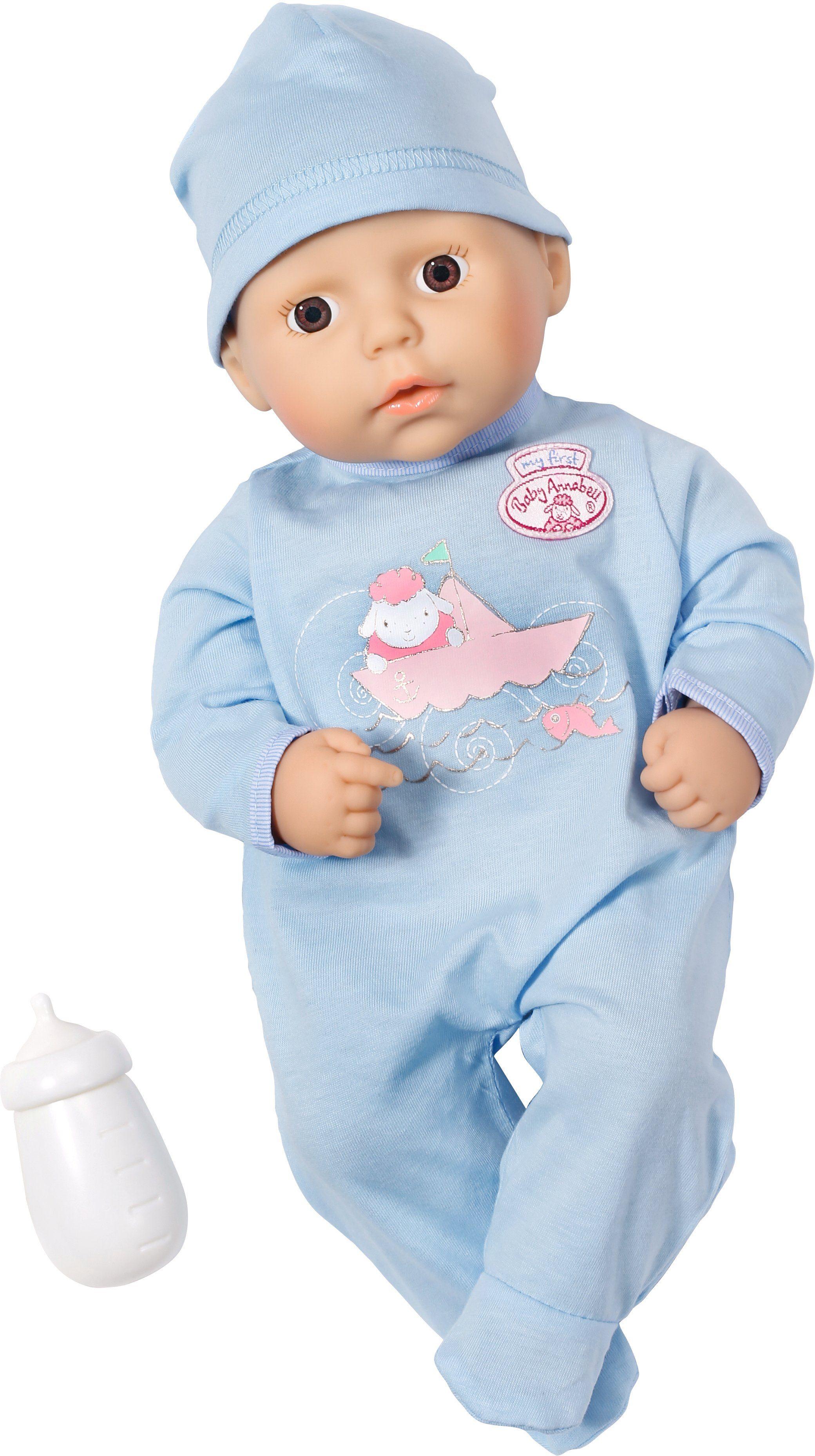 Zapf Creation Babypuppe, »My First Baby Annabell® Bruder«