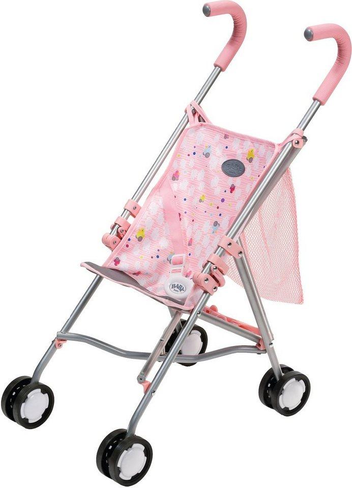 Zapf Creation Puppenwagen, »BABY born® Buggy für Unterwegs«