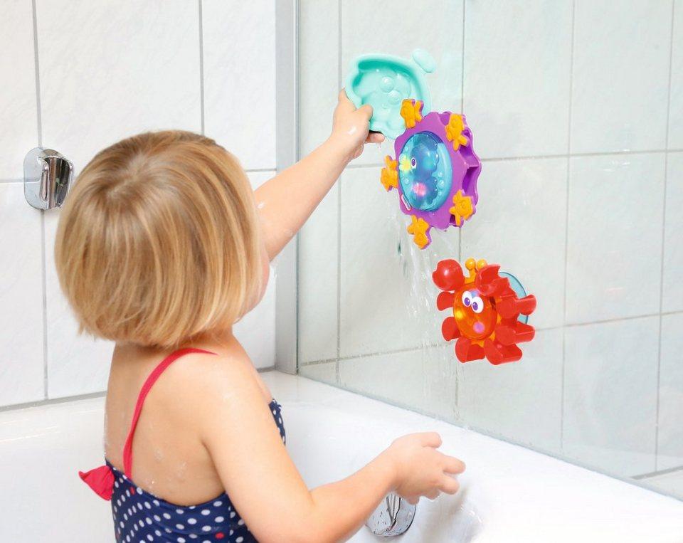 Little Tikes Badespielzeug-Set, »Sparkle Bay Wasserwirbel«