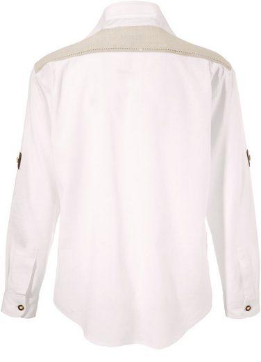 Trachtenhemd im Landhausstil, OS-Trachten