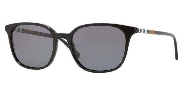 Burberry Herren Sonnenbrille » BE4144« in 300181 - schwarz/grau
