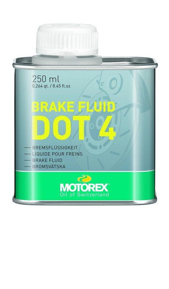 Motorex Bremszubehör »Dot 4 Bremsflüssigkeit 250 ml«