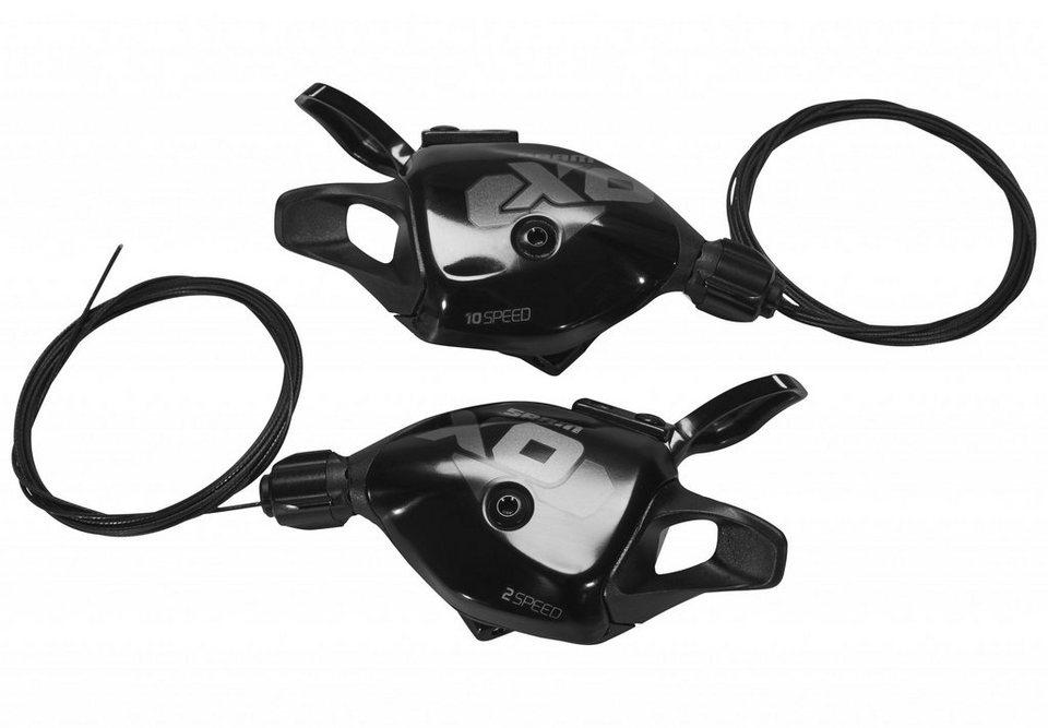 SRAM Schaltung »X0 Trigger-Set 2x10-fach«