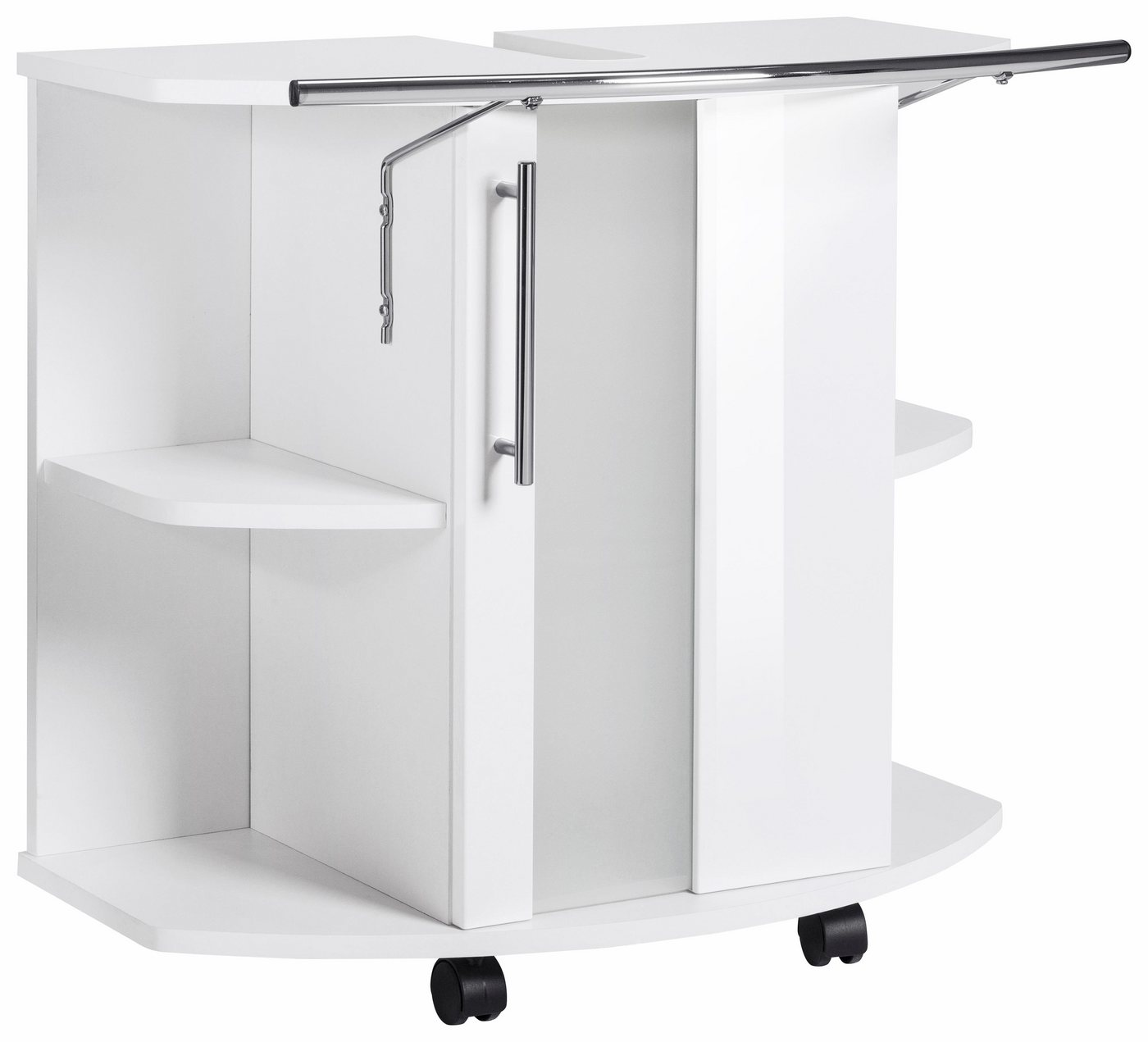 waschbeckenunterschrank auf rollen preisvergleiche. Black Bedroom Furniture Sets. Home Design Ideas