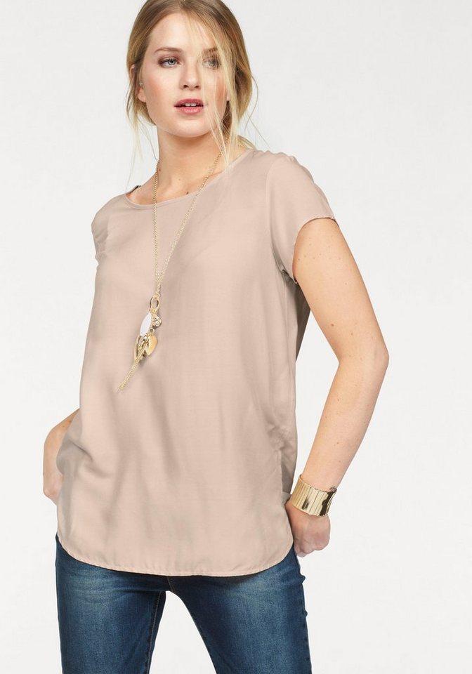 Vero Moda Shirtbluse »Boca« in puder