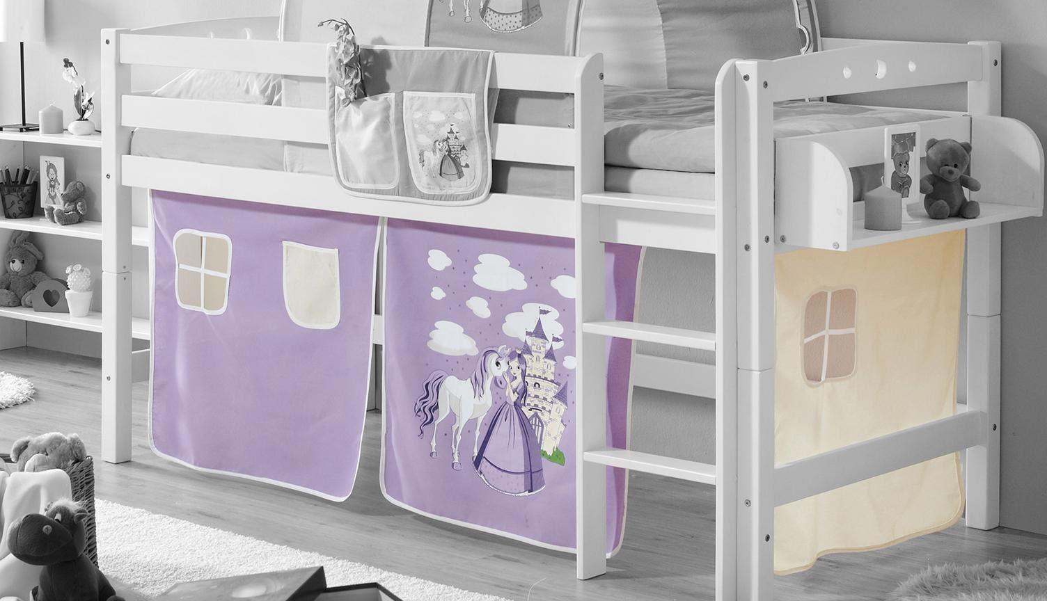 Vorhang Für Etagenbett : Vorhang tlg astronaut für spielbett hochbett etagenbett fun möbel