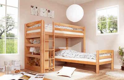 Etagenbett Um Die Ecke : Etagenbett & doppelstockbett online kaufen » stockbett otto
