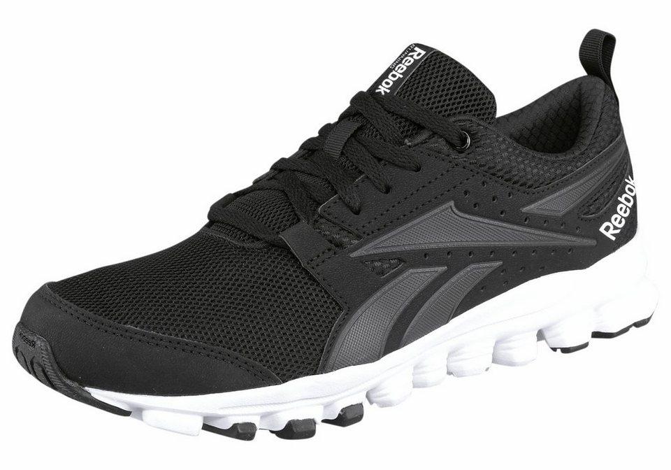 Reebok »Hexaffect Sport« Laufschuh in schwarz