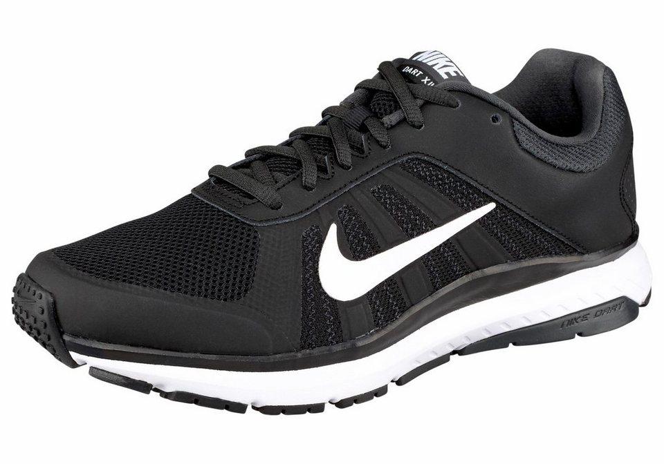 Nike »Dart 12 Wmns« Laufschuh in schwarz-weiß