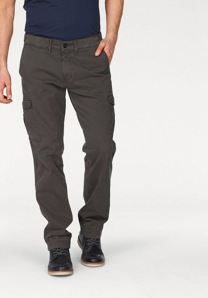Pionier Jeans & Casuals Cargohose in taupe