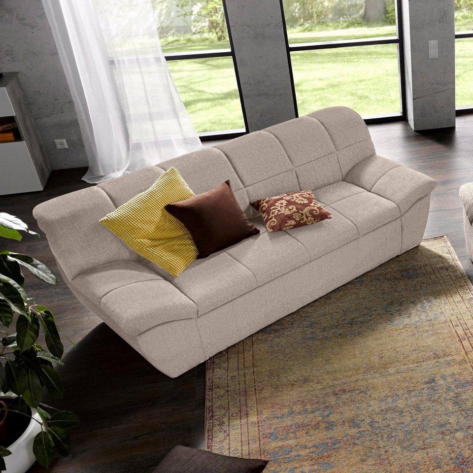 2-Sitzer in beige