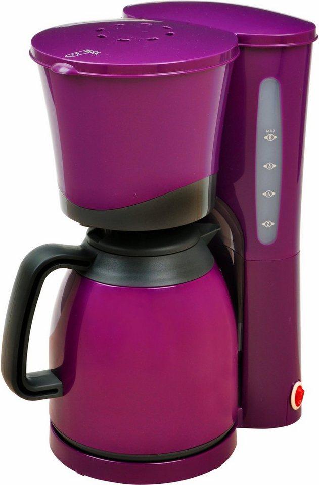 Efbe-Schott Kaffeemaschine SC KA 520.1 PURPUR, lila in purpur-lila