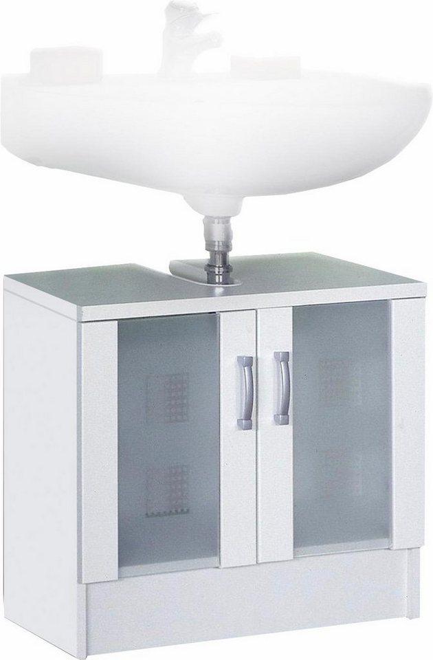 Waschbeckenunterschrank »Belfast« in weiß matt