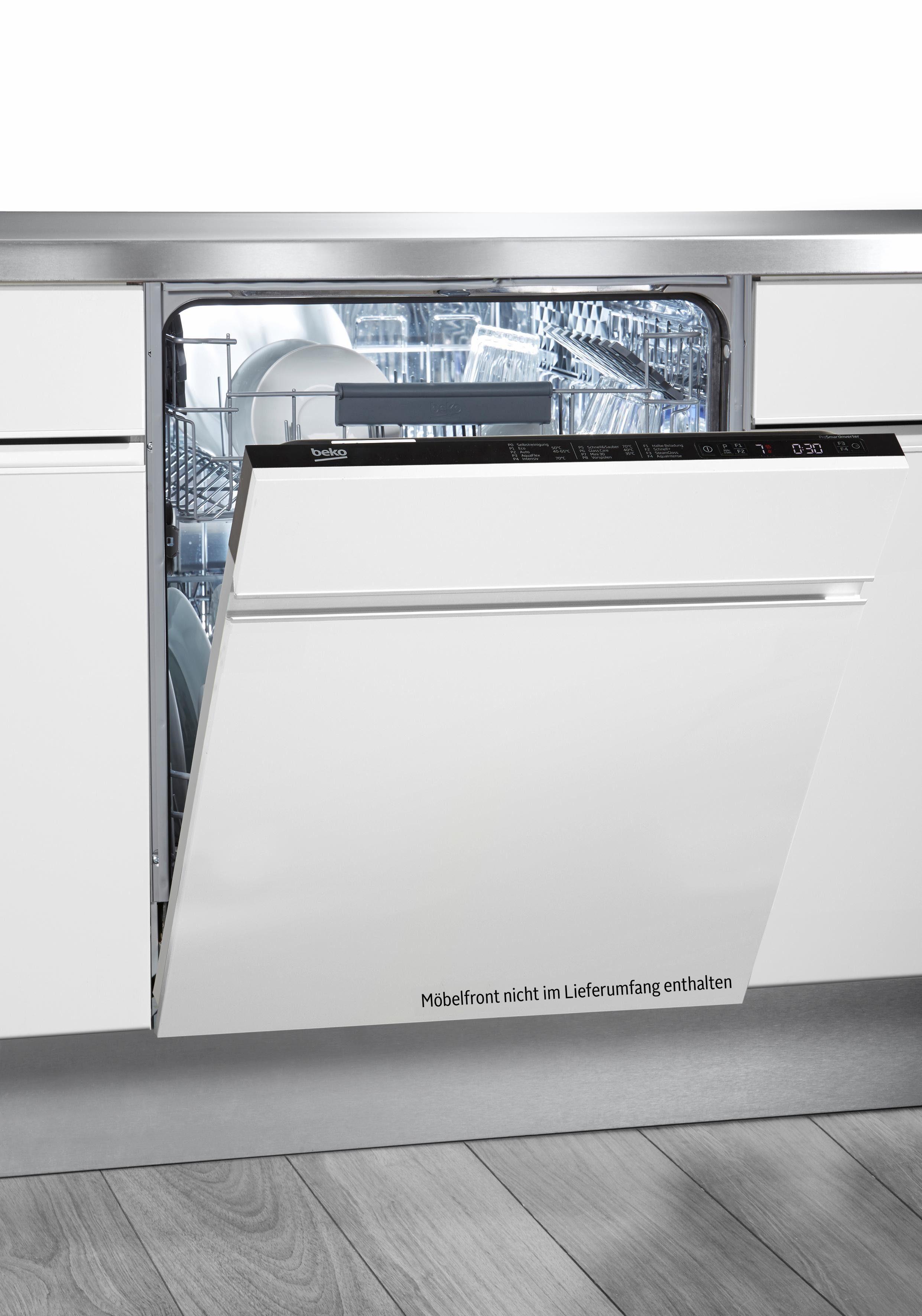Beko vollintegrierter Einbau-Geschirrspüler DIT 28320, Energieklasse A++