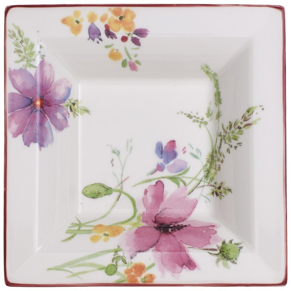 VILLEROY & BOCH Schale Quadrat 14x14cm »Mariefleur Gifts«